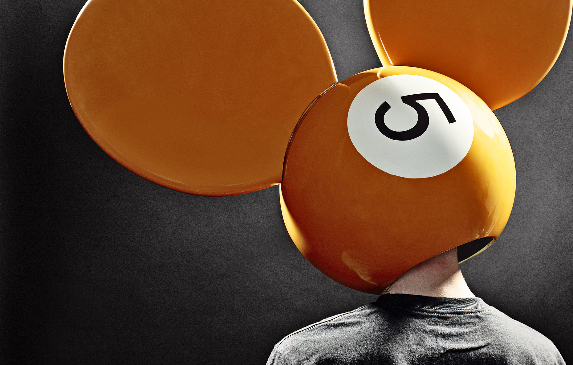 Deadmau5 Editorial Chicago